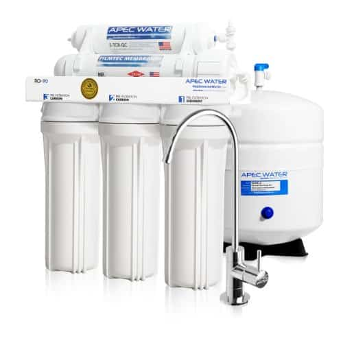 Apec Ro 90 5 Stage Reverse Osmosis System Review