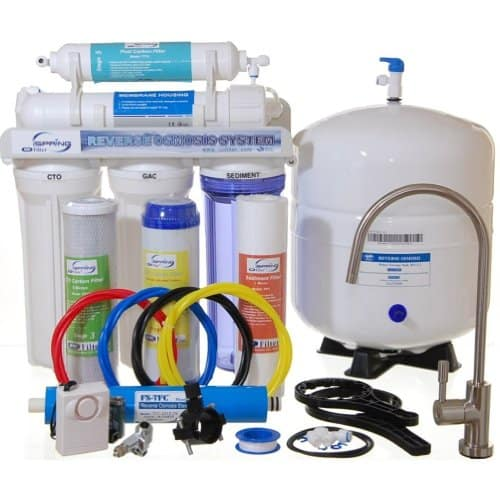 Ispring Rcc7 75gpd Reverse Osmosis System Review