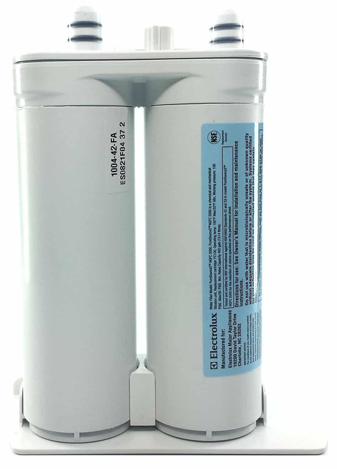 Westinghouse Water Filtration System